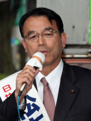 松本ひろかず候補