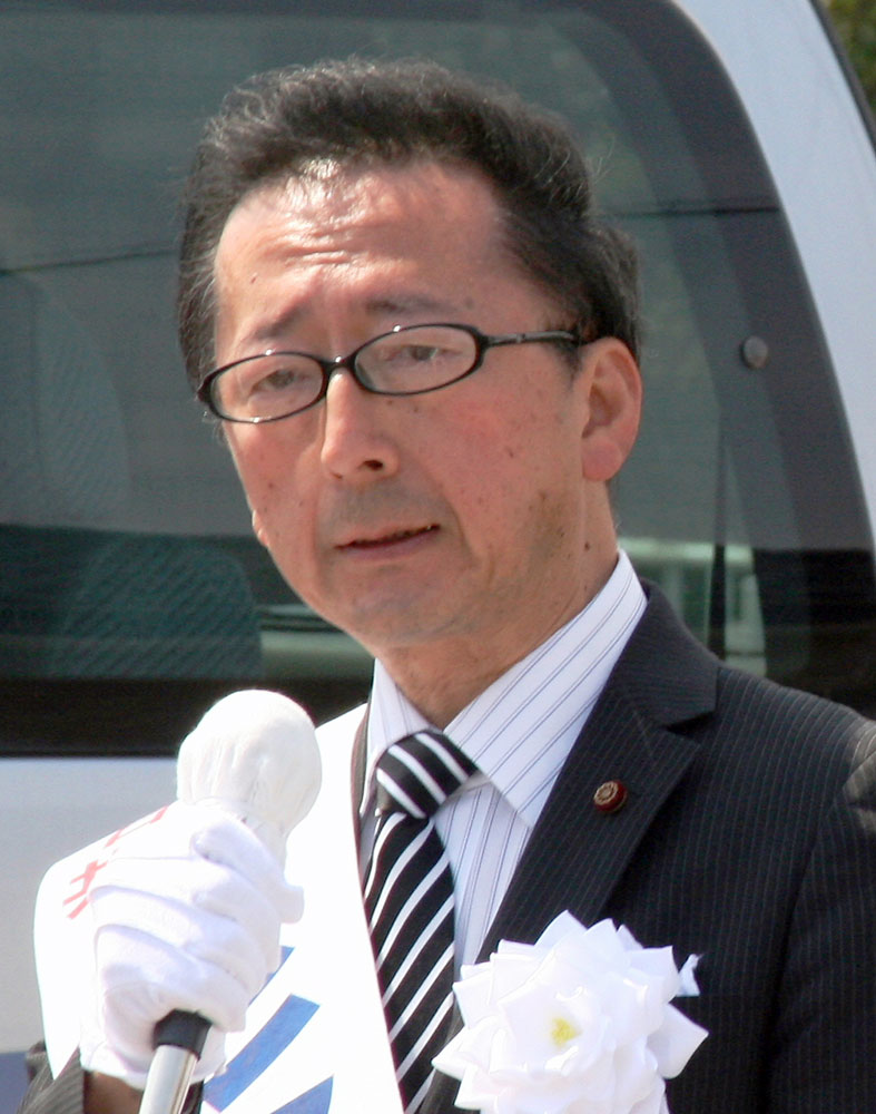 杉野おさむ候補 杉野おさむ候補 渡辺まさよ候補   日本共産党埼玉県委員会