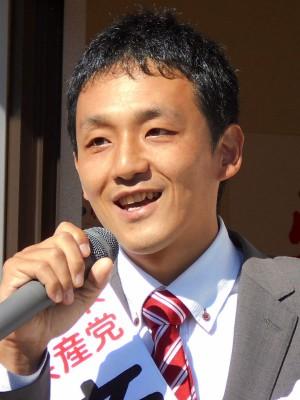 斉藤ゆうじ候補