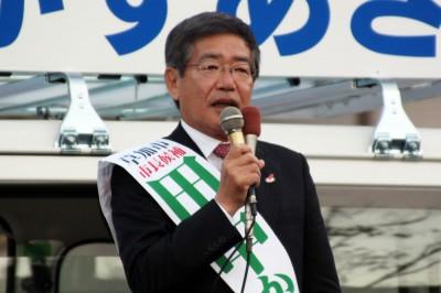 田中かずあき市長候補