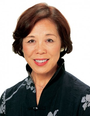 今村典子県議候補