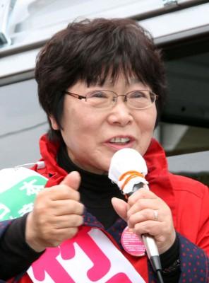 竹田えつ子候補