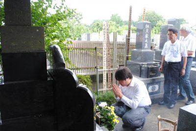 朝鮮人犠牲者追悼会