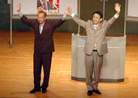 5月16日、所沢演説会