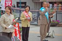 5月30日、川越駅東口